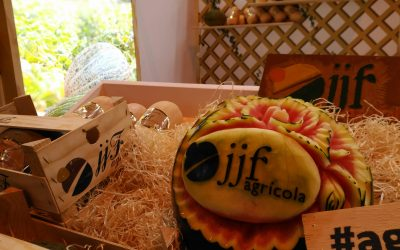 Agricola JJF is already in Fruit Attraction 2018